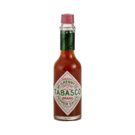 Molho de Pimenta Red Pepper Sauce Original 60ml - Tabasco