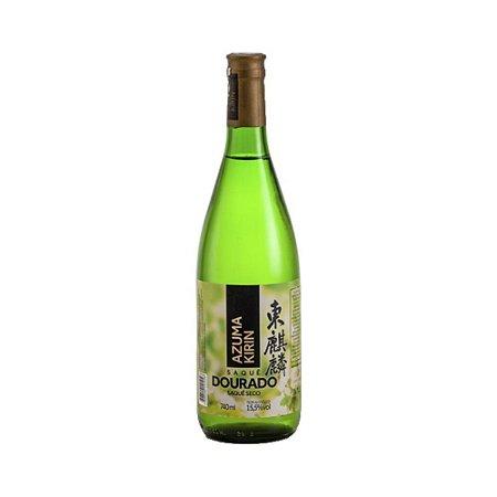 Sake Azuma Kirin Dourado 740ml - Azuma Kirin