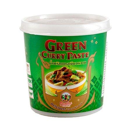 Pasta de Curry Verde 400g - Pantai
