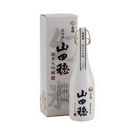 Sake Junmai Daiginjo-shu Yamadaho 720ml - Hakutsuru