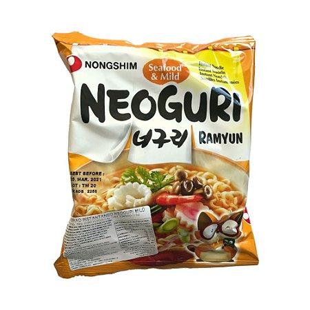 Macarrão Neoguri Frutos do Mar 100g - Nongshim