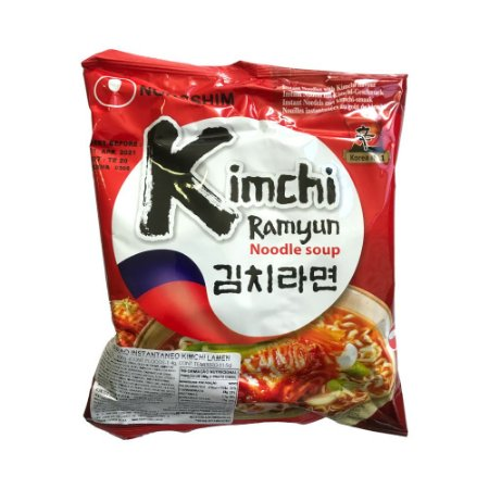 Macarrão Kimchi Ramyun 100g - Nongshim
