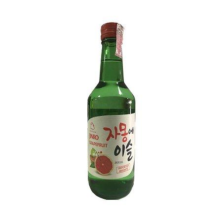 Soju Coreano Toranja 360ml - Jinro