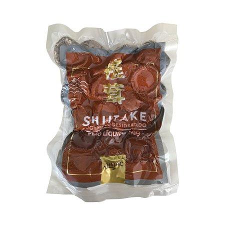 Cogumelo Shiitake Desidratado 100g - MAC