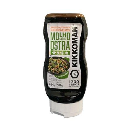 Molho Sabor Ostra vegetariano 390ml - Kikkoman