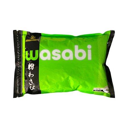 Wasabi Em Pó 1kg - Musashi