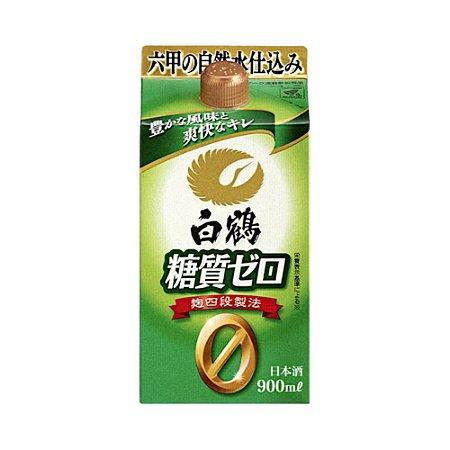 Sake Futsuu-Shu Zero Açúcar 900 ML - Hakutsuru