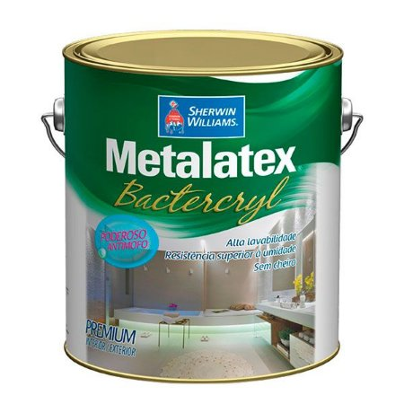 Metalatex Anti Mofo Bactercryl Acetinado