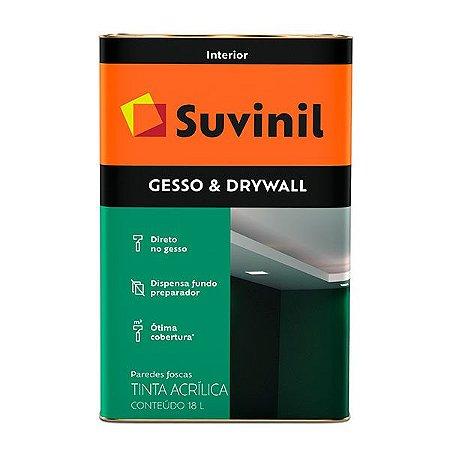 Gesso e Drywall Suvinil