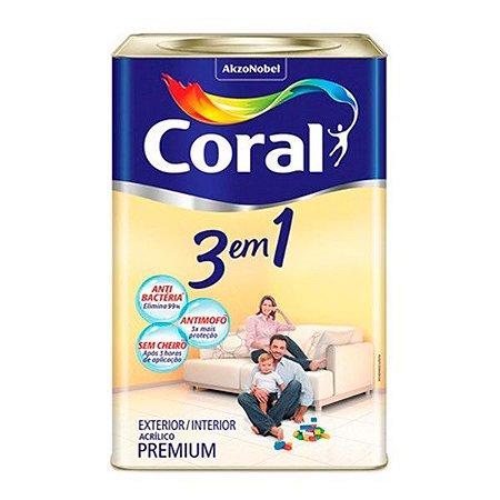 Coral 3 em 1