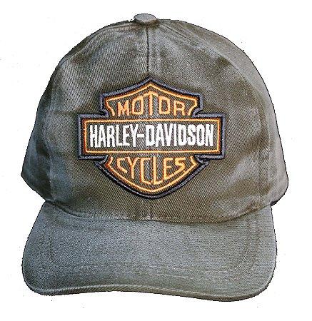 Boné Harley-Davidson Mod. 08