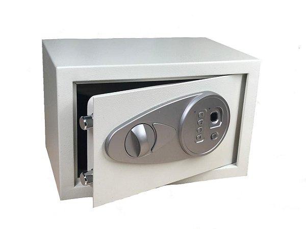 Cofre Eletronico Biometrico Modelo 20x31x20 Marca Akordar