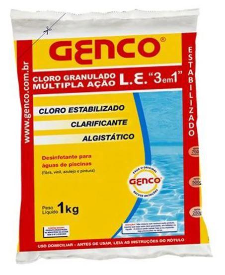 CLORO GRAN.3 EM 1 MULT.ACAO L.E. 1KG
