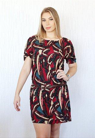 Vestido Estampado Suzi