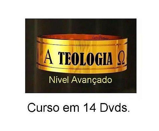 Curso de Teologia do Básico ao Avançado, Exclusivo Kit com 14 Dvds, Com Frete Grátis.