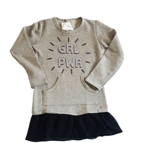 Vestido Girl Power Color Girl