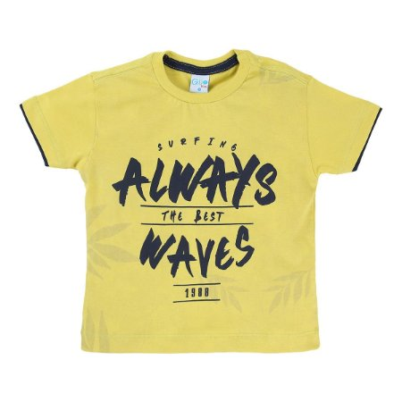 Camiseta Waves Gijo Kids