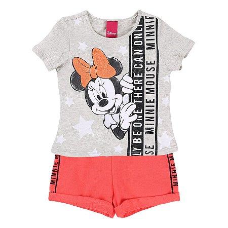 Conjunto Minnie Mouse Cativa