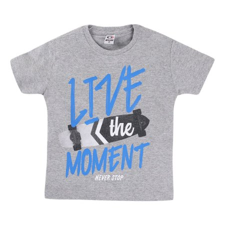 Camiseta Live The Moment Gijo