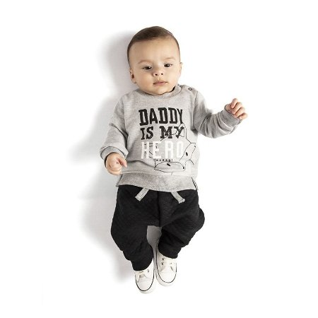 Conjunto moletom TMX Daddy Hero