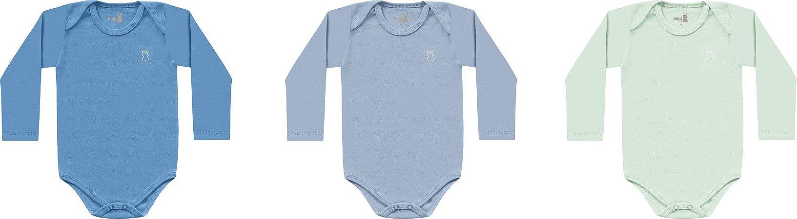 Kit body básico azul