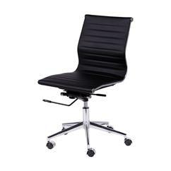 Cadeira Office baixa sem braço