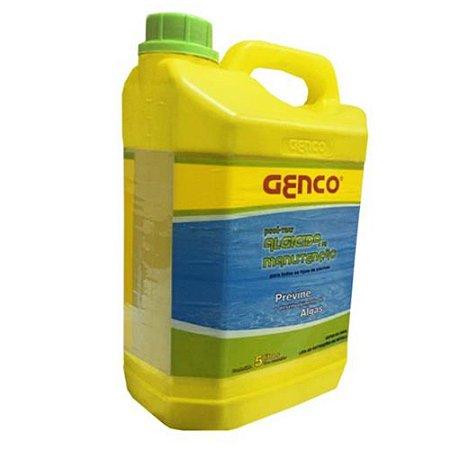 Genco Pool-trat Algicida Manutenção - 5 Litros