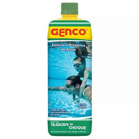 Genco Pool-trat Algicida Choque - 1 Lt