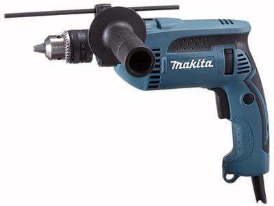 Furadeira De Impacto 5/8 680w Industrial Hp1640 Makita