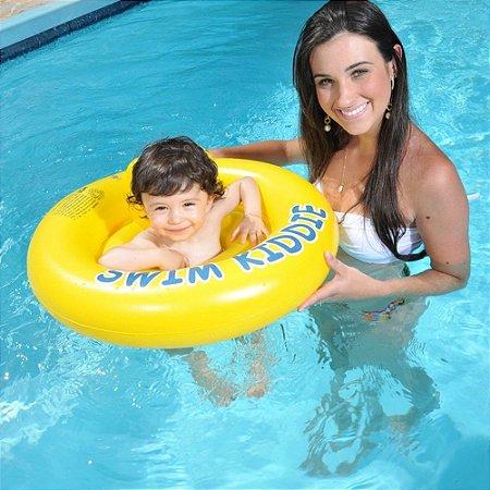 Boia Fralda Inflável Infantil Bebê Brinquedo Piscina Mor