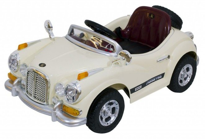 Mini Rolls Royce 6v Carro Elétrico C. Remoto Bel Fix 91470