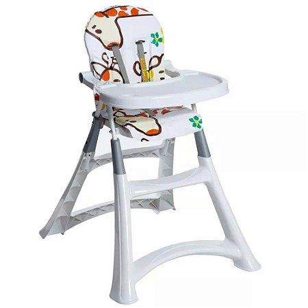 Cadeira Alta Premium Galzerano Girafas 5070gir