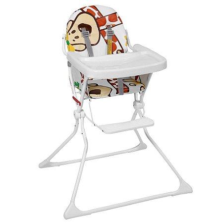 Cadeira Alta Standard Ii Galzerano Girafas 5016gir