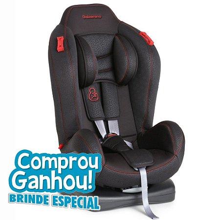 Cadeira Segurança Para Automóvel Galzerano Flyn Preto 8025pt