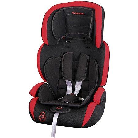 Cadeira De Segurança Para Automóvel Galzerano Jig Vermelho