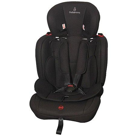 Cadeira Segurança Para Automóvel Galzerano Dorano Ii Preto