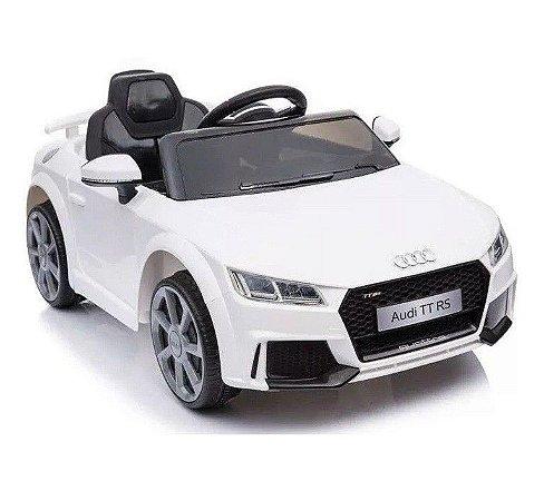Carro Elétrico Infantil Audi Tt Com Controle 921700 Belfix