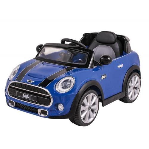 Carro Elétrico Infantil 12v Com Controle Remoto Mini Cooper