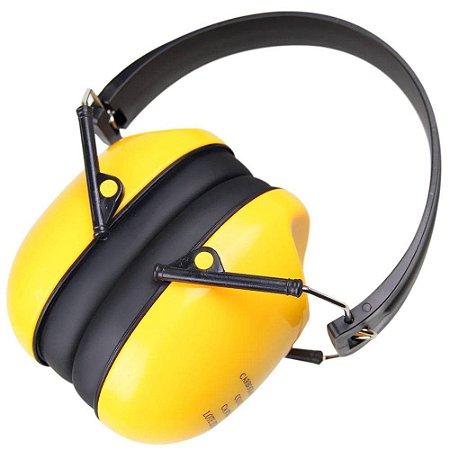 Abafador De Ruídos Para Proteção Dos Ouvidos-Carbografite-Cg107