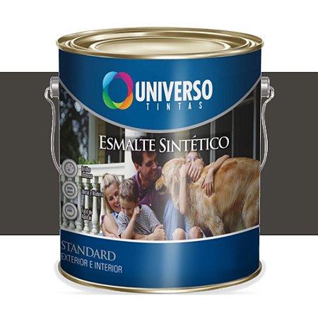 Tinta Universo Esmalte Sintetico Stand Cinza Escuro 3,6lts
