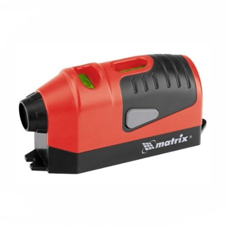 Nivel Laser Com Prumo Mtx 350069 A Pilha