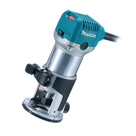 Tupia Laminadora 6mm 710 Watts - Rt0700c - Makita - 220 Volt