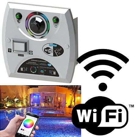 Comando Four Fix Com Wi-fi Para Led Sodramar
