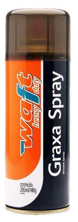 GRAXA SPRAY WAFT/BRASFORT 200 ML - 6219