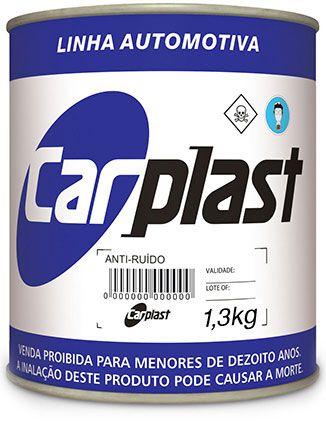 Massa Anti Ruido Ca038  - 1,3 Kg Carplast