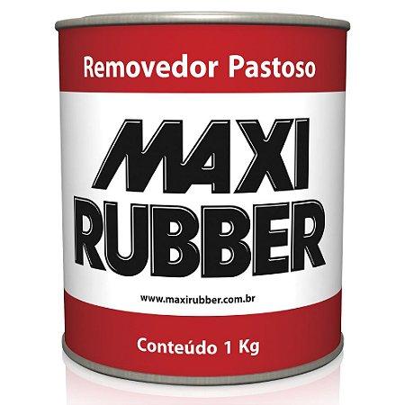 Removedor Pastoso 1 Kg - 2ms001 Maxi Rubber