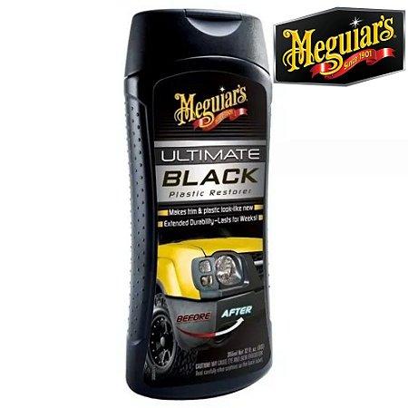 Meguiars Ultimate Black Renovador De Plasticos G15812 355ml