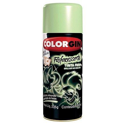 Tinta Spray 350ml Fosforescente 5870 Colorgin