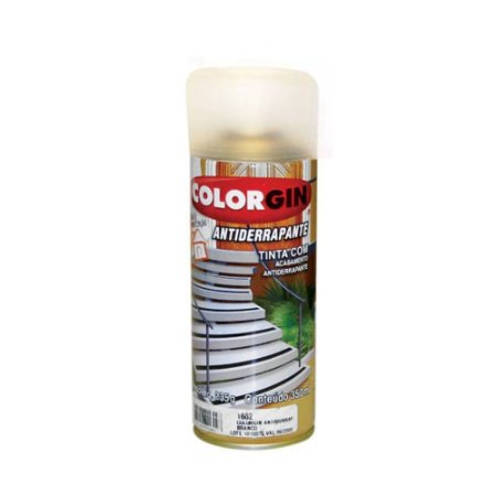 Tinta Spray Colorgin Antiderrapante - Incolor 1604