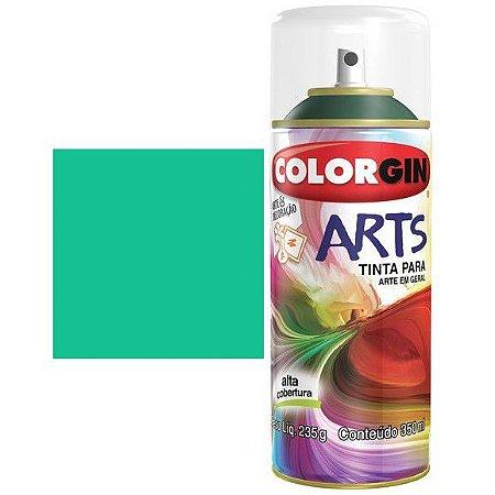 Colorgin Spray Arts P/grafiteiro Verde Menta 664